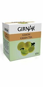 Girnar Green Tea With Lemon