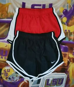 Women's Lot of 2 NIKE TEMPO Running Dri Fit Athletic Shorts Sz Small $18.00