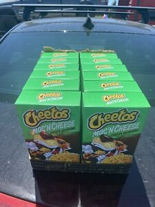 Lot Of 12! Cheetos Mac 'n Cheese Cheesy Jalapeno Flavor Brand New!