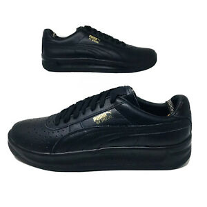 Puma GV Special Men's Size 9.5 Athletic Casual Sneakers Black Shoes $54.99
