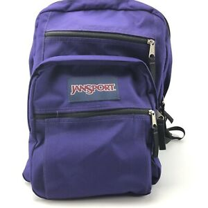 Jansport Big Student Vivid Purple Backpack $24.99