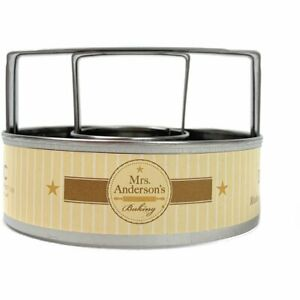Mrs Anderson#x27;s Baking 3quot; Stainless Steel Donut Cutter