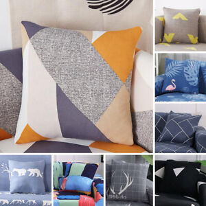 Universal Sofa Pillowcase Couch Folding Decorative Cotton Modern Sofa Towel
