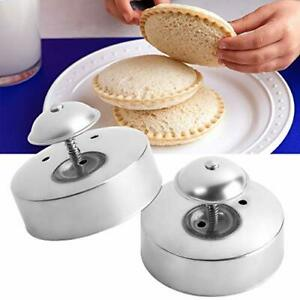 Uncrustables Sandwich Cutter and Sealer for Kids 2 Pack 3 1 2 Inch 2 Pack $24.72