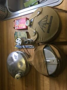 Vintage Camping Supplies Lot