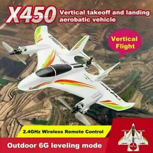 WLtoys XK X450 X420 A100 A150 RC Airplane RC Glider Fixed Wing Plane RC Aircraft $196.64