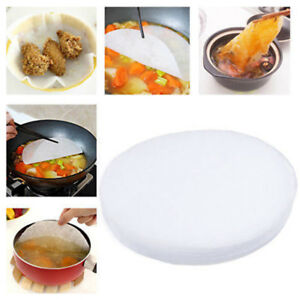 12Pcs For Kitchen Oil Film Soup Food Oil Absorbing PP Paper Cooking Tool SE