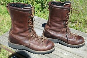 TALL VTG DANNER 69000 GORE TEX HUNTING BOOTS SIZE 10 D