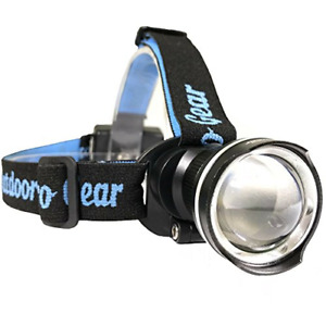 Lighthouse Beacon 1000 SUPER BRIGHT LED Headlamp The best and brightest $37.26
