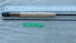 3 Fly Rod Build quot;Kitsquot; to make 7 1 2 feet 3 piece 3 weight Fly Rods