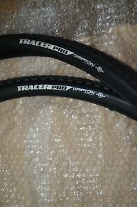 Two SPECIALIZED PRO TRACER 700 x 33 mm Tubeless Tires cyclocross cx 2bliss ready $75.00