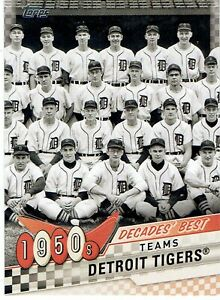 2020 Topps Series 2 Decades Best Inserts You Pick