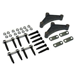 Lippert Components 121097 Standard Tandem Axle Attaching Parts Suspension Kit