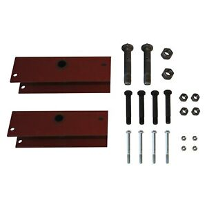 Lippert Components Slipper Spring Tandem Axle Attaching Parts Suspension Kit