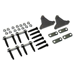 Lippert Components 121098 Tall Tandem Axle Attaching Parts Suspension Kit