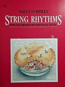 Sally O#x27;Reilly quot;String Rhythmsquot; for Violin Classroonm or Individual Study