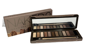 Urban Decay Naked 2 Eyeshadow Palette 12 Shades 12 x 0.05oz. NEW IN BOX