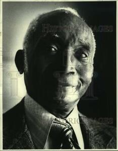 Press Photo Jester Hairston Singer in The Hall Johnson Choir nop32995 $18.88