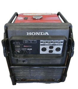 Honda EU3000is Portable Quiet Inverter Parallel Gas Power Generator