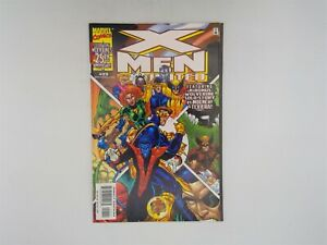 X Men Unlimited #25 Marvel Comics 1999 VF Wolverine 25th Anniversary $1.95
