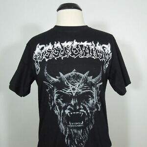 DISSECTION Metal Of Death Anti Cosmic T Shirt Black Men#x27;s size XL NEW $25.90
