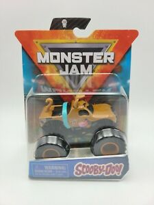 Monster Jam 2020 SCOOBY DOO Series 10 **NEW** by Spin Master FREE SHIPPING $11.47