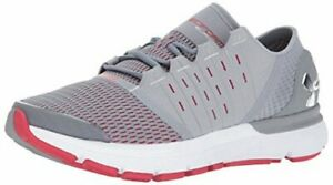 Under Armour Mens Speedform Europa Running Steel 035 Glacier Gray Size 10.5 $42.76