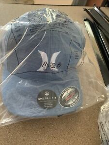 HURLEY FLEXFIT HAT S M $30 NEW With NIKE DRI FIT $12.00