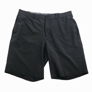 Nike Golf Mens Shorts Size 38 Gray Solid Dri Fit Comfortable Casual Work $15.99
