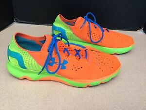 Mens Under Armour Speedform Apollo Running Shoes. Size 13. Awesome Shoes $49.99