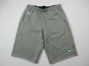 New York Jets Nike Shorts Mens Gray Dri Fit Used Multiple Sizes $24.00