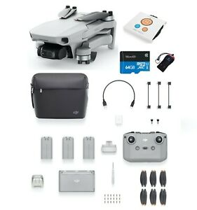 DJI Mini 2 Drone Fly More Combo Pro Plus