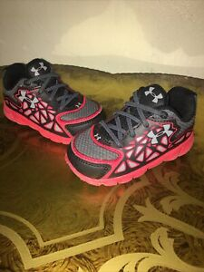 Infant Toddler Under Armour UA Spine Surge Sneakers Size US 5C $18.00