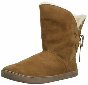 Koolaburra by UGG Womens Boots in Brown Color Size 9 GPY $46.16
