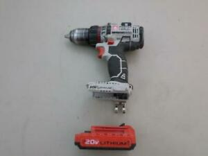 Porter Cable PCC600 20V 1 2quot; Drill Driver With 20V Li Ion Battery $39.00
