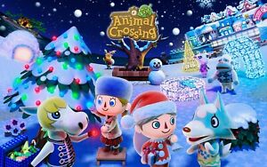 Animal Crossing:New Horizon All NEW Christmas Toy Day All Items Outfits $5.99