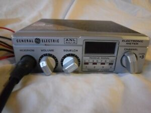 General Electric ANL Built IN Electronic Meter 9 Chan CB PRe Owned $18.88