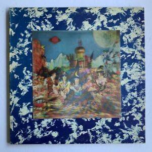 The Rolling Stones Their Satanic Majesties Request LP VG VG Lenticular Cover $22.00