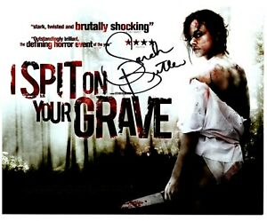 Sarah Butler Signed Autograph Photo 8x10 I Spit on Your Grave $19.99