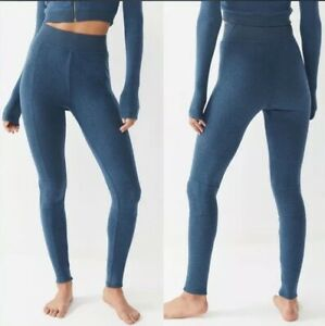 Urban Outfitters Out From Under Womens Size Small S Sydney High Rise Leggings $24.98