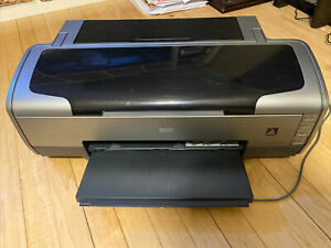 Epson Stylus Photo R1800 Digital Inkjet Printer W Extra Ink See Description $160.00