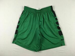 Marshall Thundering Herd Nike Shorts Mens Green Poly Used Multiple Sizes $21.60