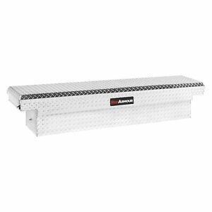 Weather Guard 200102 9 01 Red Armour Narrow Single Lid Crossover Tool Box $323.01