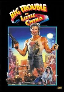 Big Trouble in Little China New DVD Widescreen