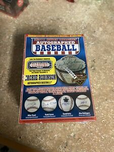 2020 Tristar Hidden Treasures Autographed Baseball Series 11 Box Factory Sealed $64.99
