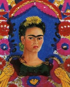 Print The Frame painting by Frida Kahlo $7.59