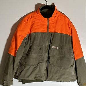 Winchester Hunting Field Jacket Waterproof Hunter Orange Large