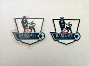 Badge Barclays Premier League 2007 2013 Original Senscilia Player issue