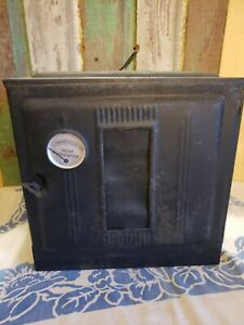 Unbranded Vintage Antique Top of The Stove Bread Warmer w Heat Indicator