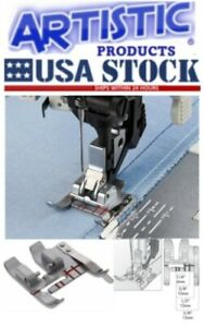 Seam Guide Foot for PFAFF Sewing Machines with IDT system #820772096 $16.97